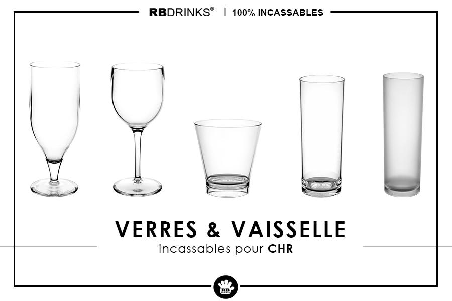 chr d couvrez nos verres vaisselle incassables rbdrinks. Black Bedroom Furniture Sets. Home Design Ideas