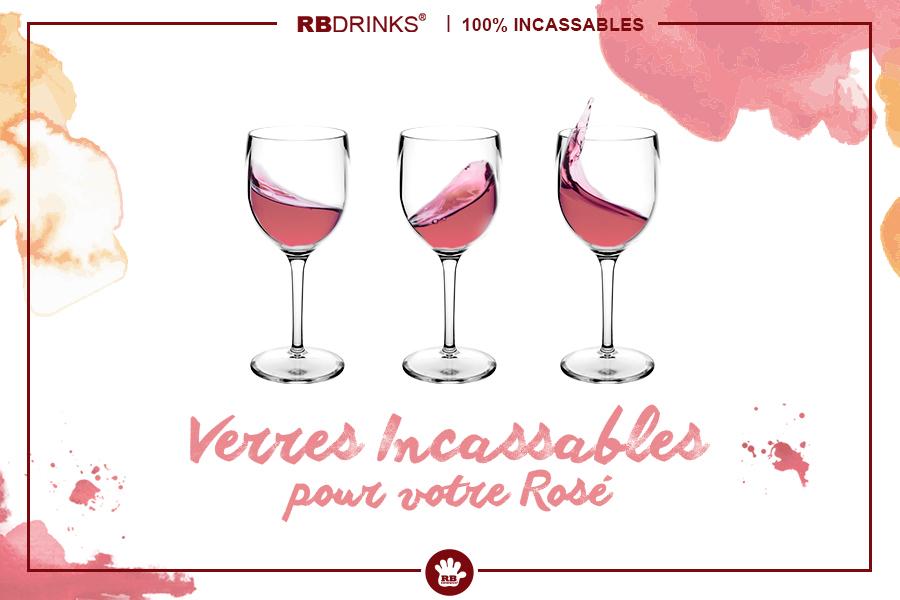 Le vin rosé : star de l'été !