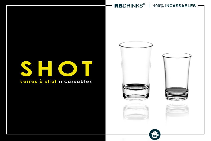 verres shot 100 incassables rbdrinks. Black Bedroom Furniture Sets. Home Design Ideas