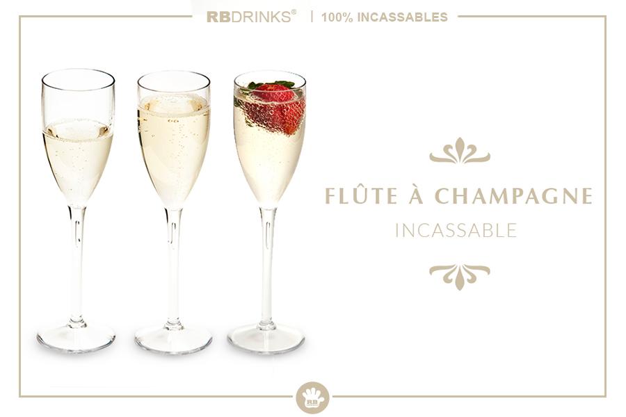 Flûte à champagne | RBDRINKS®