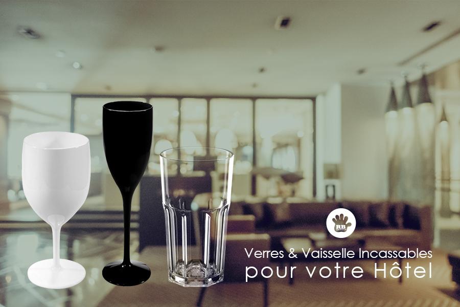 Verres & Vaisselle incassables | RBDRINKS