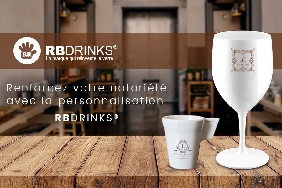 Renforcez votre notoriété avec RBDRINKS®