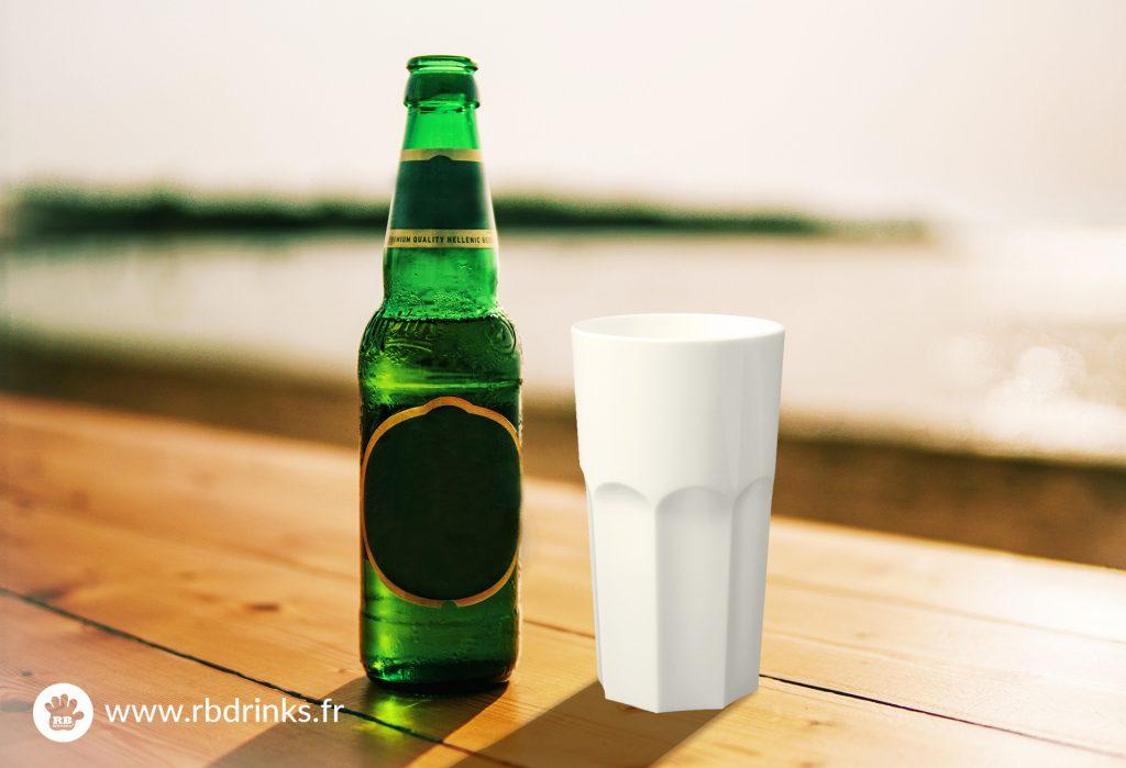 Pourquoi les bouteilles de bière sont-elles en verre foncé ?