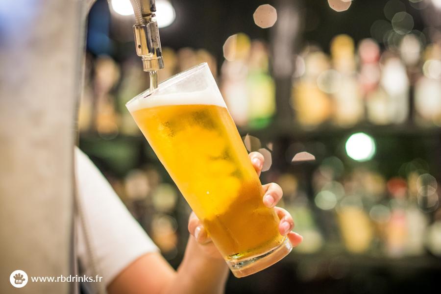 Le lexique de la bière