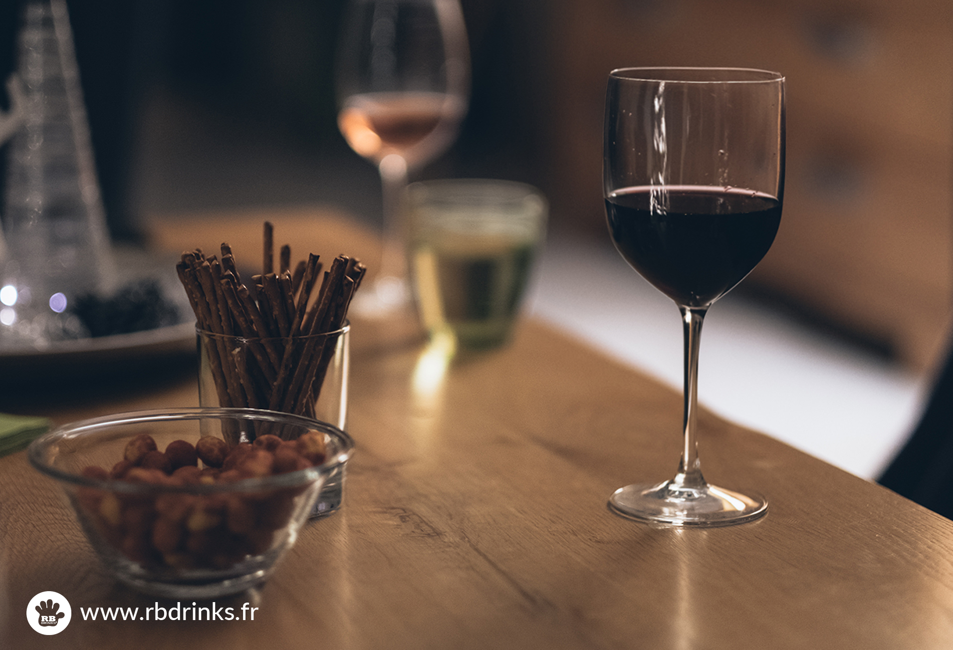 Verre à vin professionnel - incassable | RBDRINKS®